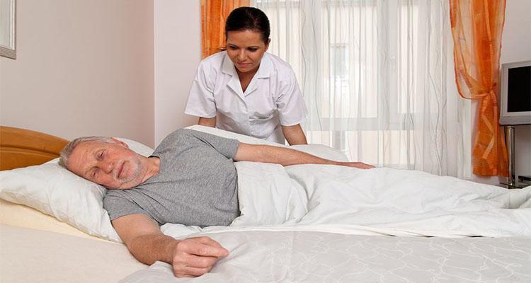 خدمات درمان زخم در منزل